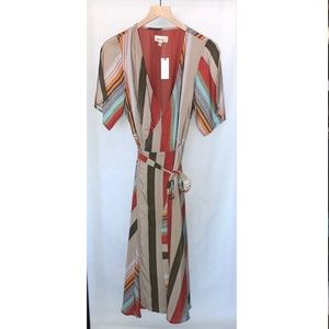 NWT Anthropologie Wrap Dress